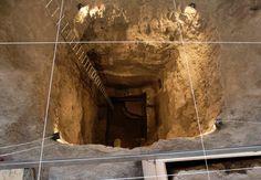 Encuentran antiguas reliquias en Teotihuacán I Found You