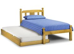 Elliot Sleepover Bed got a bed underneth!