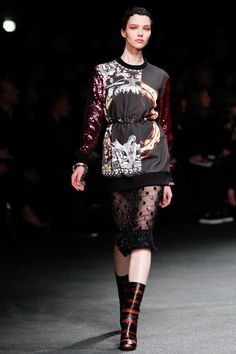 Givenchy | Fall 2013 Ready-to-Wear Collection | Style.com