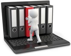 Ablage im Griff mit dem 7-Ordner-System - so finden Sie künftig jedes Dokument mit nur drei Mausklicks.