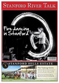 April 2013 - Stanford River Talk Tasting Room, River, News, Rivers