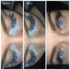 Eyelash extensions @enbstudio.ca