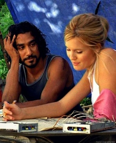Sayid and Shannon #LOSTcouples