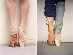 13 Pics Reveal How Hardcore Ballet Dancers Truly Are