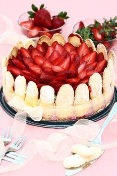 Strawberry Torte Recipe
