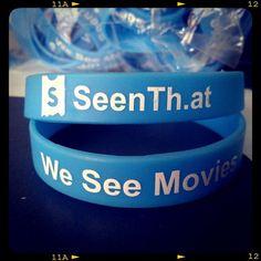 Seenth.at Wrist Bands