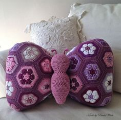 What is So Brilliant? Crochet African Flower Pattern Ideas - Fashion Blog