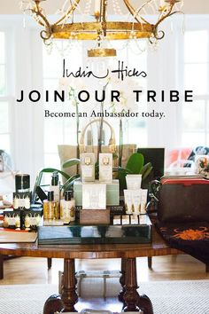 Get Together Display with Join Our Tribe CTA