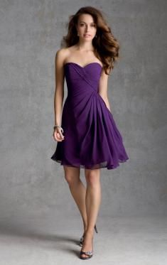 f68e09f3f67 16 Best Cadbury Purple Bridesmaid Dresses images