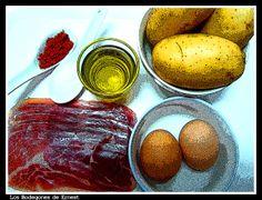 Bodegón- Huevos Rotos
