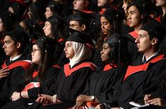 Our graduates. #yorkuconvo