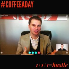Today for My #CoffeeADay Initiative @StephenNParker and I talked about how he hustles for advocacy.  .  My CoffeeADay Initiative: 1 cup of coffee with 1 person every day. .  Stephen is someone who appreciates the journey and everything it takes to get there and everyone who has helped along the way. .  He channels that appreciation beyond his position as an Healthcare Architect at SmithGroupJJR in Washington D.C. into a the mantle of Advocate.  .  Stephen advocates for students and young…