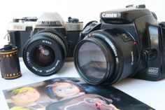 wikiHow to Use Your DSLR Like a Film Camera -- via wikiHow.com