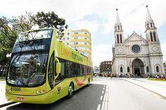 Ônibus linha do turismo #Curitiba
