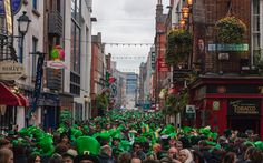 How to Enjoy Dublin on St. Patrick's Day   The American ideal of St. Patrick's Day is a little different than that across the pond. Read on to get the inside scoop on how to celebrate like a local.
