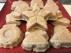 Cinnamon Butter Cookies - Trina Krug
