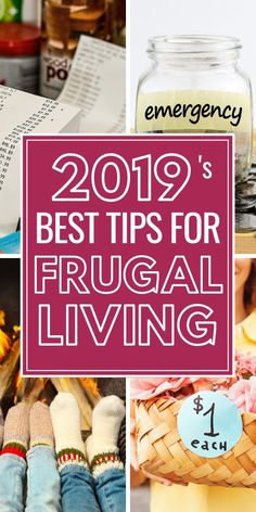 The best frugal living tips for Tips amp; tricks to start living a more frugal lifestyle this year. Learn to save money and live well - within your means Living On A Budget, Frugal Living Tips, Frugal Tips, Family Budget, Simple Living, Save Money On Groceries, Ways To Save Money, Money Tips, Tips For Saving Money