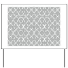 Gray Moroccan Placemats