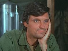 Benjamin Franklin (Hawkeye) Pierce from the tv-series M*A*S*H