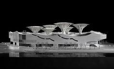 Museo de Arte Contemporáneo Zhuhai Huafa por Ábalos + Sentkiewicz arquitectos. Imagen © cortesía de Ábalos + Sentkiewicz arquitectos. Señala...