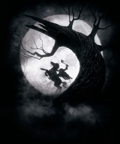 Sleepy Hollow! The headless horsemen turned out to be controlled by witches in this film. It was kinda badass.