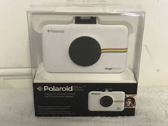 3c2e1902ca Polaroid Snap Touch Instant Print Digital Camera With LCD Display White:  $104.99 End Date: