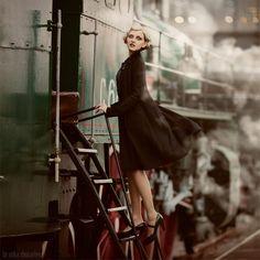 Momento viaje Anka Zhuravleva
