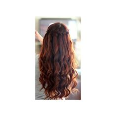 Long Weave Hairstyles ❤ liked on Polyvore featuring hair and hairstyles