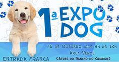 A 1ª ExpoDog será também um grande evento da 40ª ExpoLins com atrações como o Agility - 37º BIL, apresentação de adestramento e desfile de moda para o pet-shop.