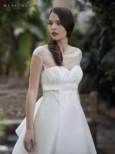 fe4e4c88c47b 02 - Abiti da sposa in promo My secret sposa napoli - Atelier Carol Campania