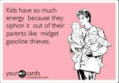 I have said this with deepest conviction since I got pregnant with my first.  But I love them both like crazy!