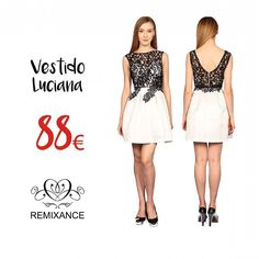 El vestido Liviana te hará resplandecer en cualquier evento  Tienes una boda bautizo o comunión? Pásate por la boutique @dressmeup_alla C/ Duque Sesto 11 Zona Goya. Madrid  #remixance  #sofisticacionsinesfuerzo