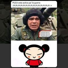 #venezuela y sus #cosas tenemos a una  #puca #activa