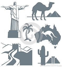 Countries Illustration South Travel Stock Photos / Images 2014 ...