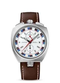 Buy Omega Seamaster Bullhead Co-Axial Chronograph Watches, authentic at discount prices. Complete selection of Luxury Brands. All current Omega styles available. Omega Speedmaster, Omega Seamaster 300, Omega Watches Seamaster, James Bond, David Gandy, Luxury Watches For Men, Stainless Steel Case, Rolex Watches, Frames