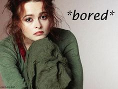 """I'm definitely a bit of a Peter Pan, reluctant to grow up.""-Helena Bonham Carter"