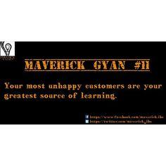 #maverickgyan #customers #leaarning