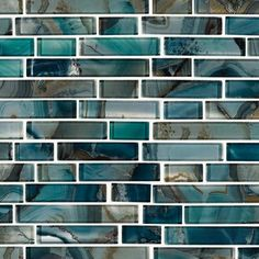 Montage Harbour Island Polished Linear Mosaic - 12in. x 12in. - 100268952 | Floor and Decor