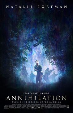 Natalie Portman, Jennifer Jason Leigh, Tuva Novotny, Gina Rodriguez, and Tessa Thompson in Annihilation Good Movies On Netflix, Sci Fi Movies, Hd Movies, Horror Movies, Movies To Watch, Movies Online, Movies And Tv Shows, Sci Fiction Movies, Netflix Netflix