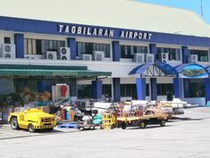 Tagbilaran Airport on Bohol Island, December 2013