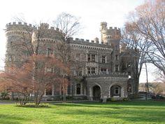 Grey Towers Castle — Arcadia University, Pennsylvania