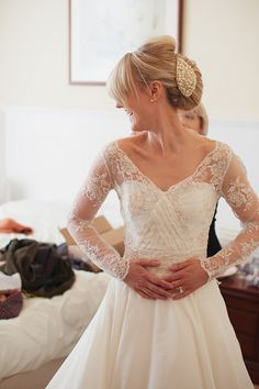 Audrey Hepburn Funny Face Inspired Bride // Photography by Jen Owens