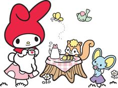 My Melody | Our Characters | Sanrio