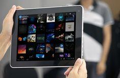 """""""Dark Fantasy"""" Android 4.0 Tablet PC"""