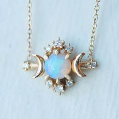 Wandering Star Necklace