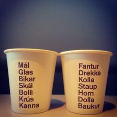 14 Icelandic ways to say cup! @por4p @nui2119 #porandkan #honeymoon #Iceland #Aurora #icelandair #icelandairinfo - @knavikap- #webstagram