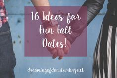 16 Ideas for Fun Fall Dates