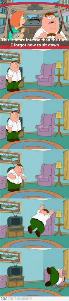 Just Peter Griffin