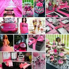cute for bridal shower minus the barbie barbie theme party birthday party themes barbie