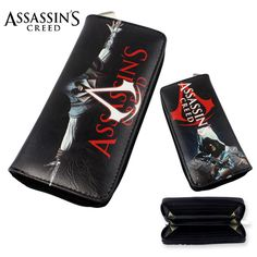 Assassin's Creed Long Wallet Purse - $ 13.95 ONLY!  Get yours here : https://www.thepopcentral.com/assassins-creed-long-wallet-purse/  Tag a friend who needs this!  Free worldwide shipping!  45 Days money back guarantee  Guaranteed Safe and secure check out    Exclusively available at The Pop Central    www.thepopcentral.com    #thepopcentral #thepopcentralstore #popculture #trendingmovies #trendingshows #moviemerchandise #tvshowmerchandise